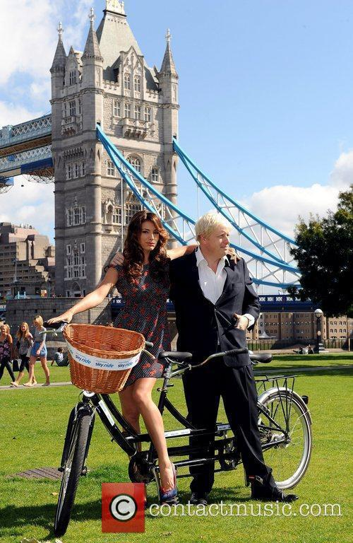 Launch the Mayor of London's Sky Ride at...