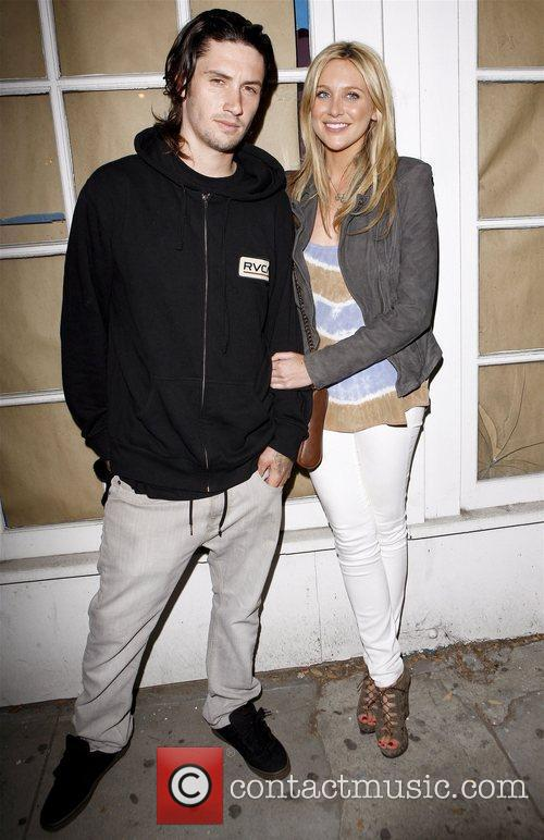 Josh Hansen and Stephanie Pratt Charity Clothing Drive...