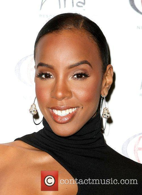 Kelly Rowland  makes a special appearance at...