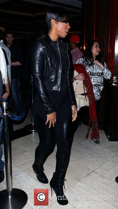Kelly Rowland hosts Sundanze at Jet Nightclub inside...