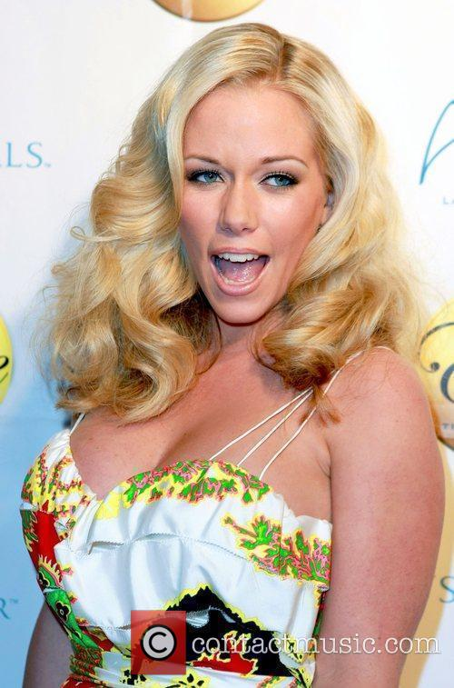 Kendra Wilkinson Baskett and Hank Baskett host a...