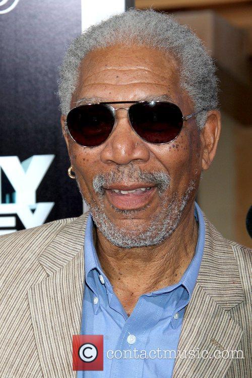 Morgan Freeman and Kenny Chesney 4