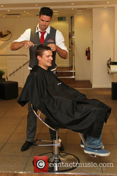 Unveils The Brylcreem Boy Barbers in Covent Garden