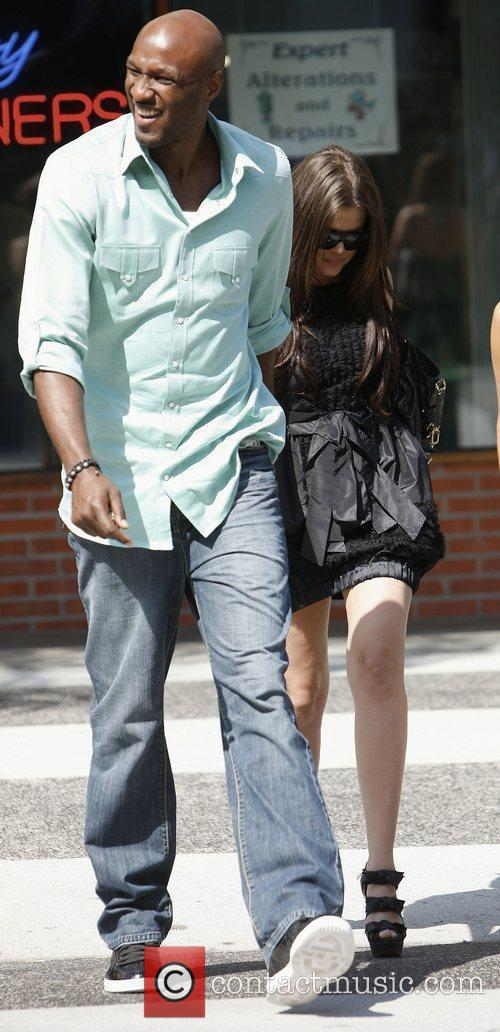 Khloe Kardashian leaves La Scala restaurant in Beverly...