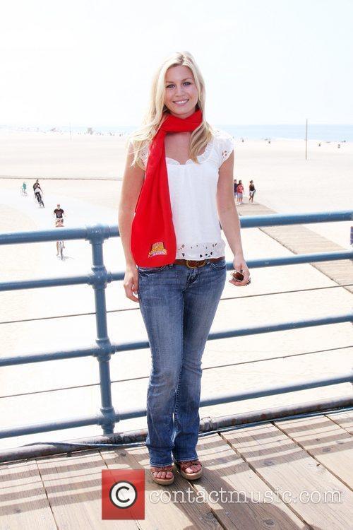 Stephanie Gatschet  'Kicking Across America' with the...