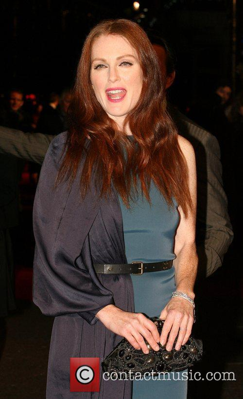 Julianne Moore at the premiere of 'The Kids...