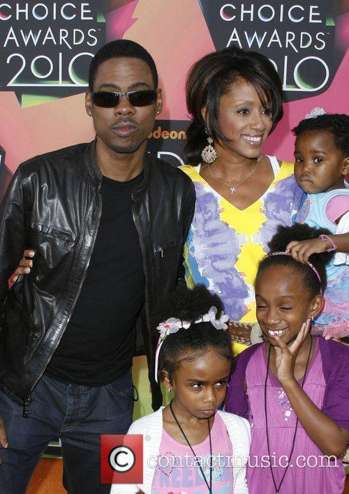 Chris Rock and Family 2