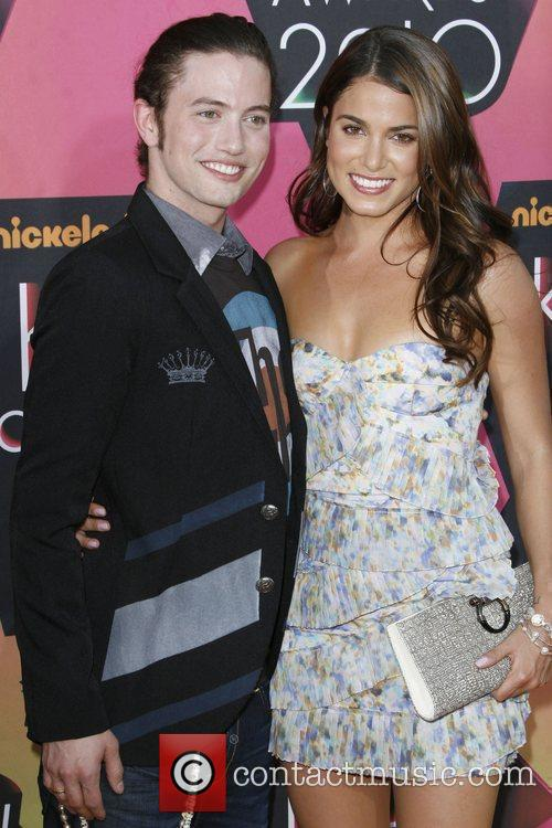 Jackson Rathbone and Nikki Reed 7