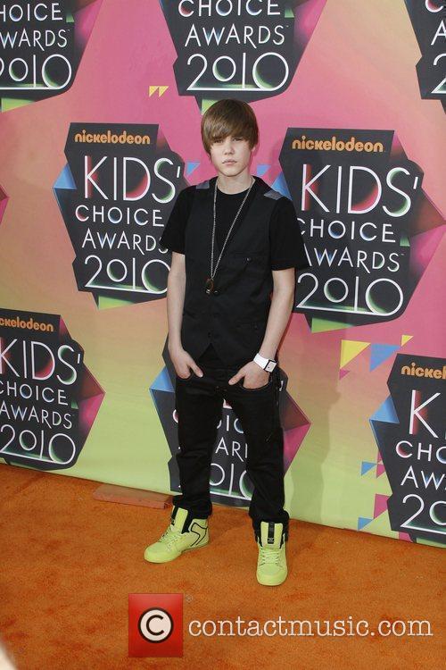 Justin Bieber Nickelodeon's 23rd Annual Kids' Choice Awards...