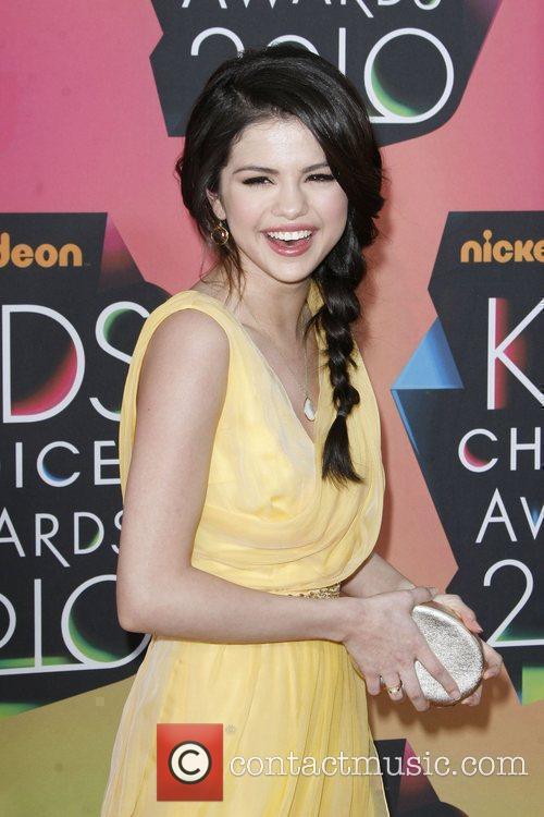 Selena Gomez Nickelodeon's 23rd Annual Kids' Choice Awards...