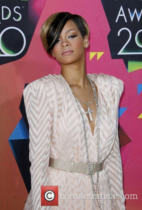 Rihanna Nickelodeon's 23rd Annual Kids' Choice Awards -...