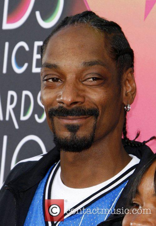 Snoop Dogg Nickelodeon's 23rd Annual Kids' Choice Awards...