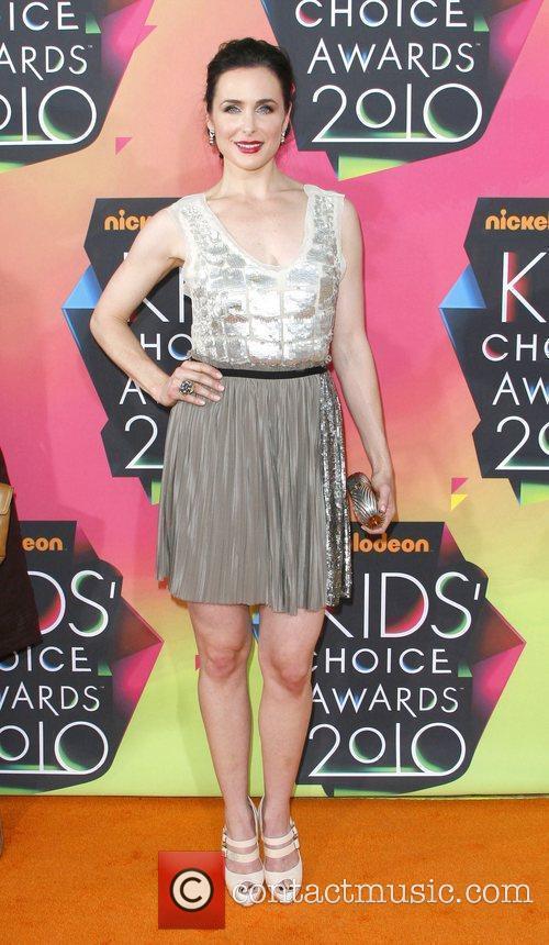 Danielle Bisutti Nickelodeon's 23rd Annual Kids' Choice Awards...