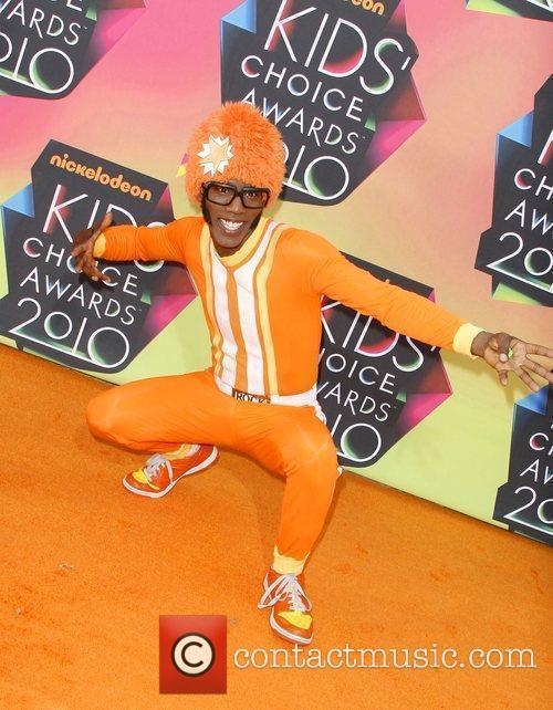 Lance Robertson Nickelodeon's 23rd Annual Kids' Choice Awards...