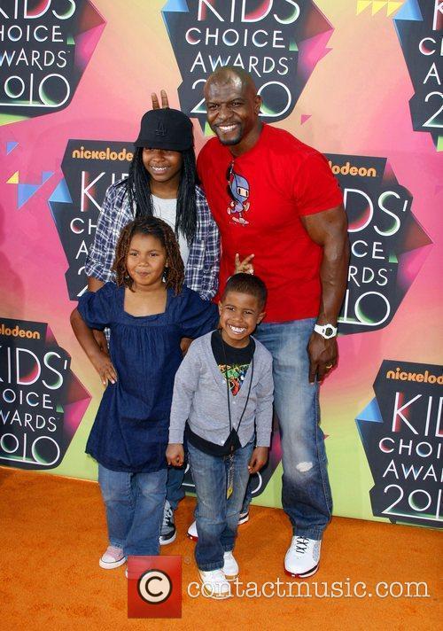 Terry Crews Nickelodeon's 23rd Annual Kids' Choice Awards...