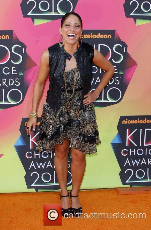 Valerie Ortiz Nickelodeon's 23rd Annual Kids' Choice Awards...
