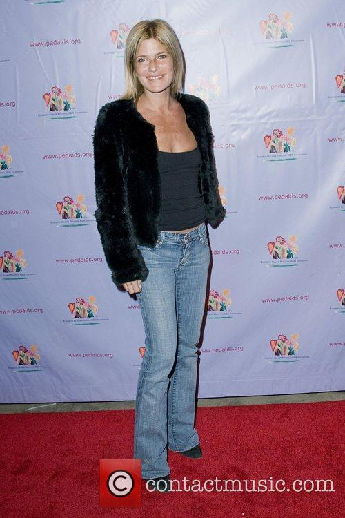 Lizzie Grubman The Elizabeth Glazer Pediatric AIDS Foundation's...