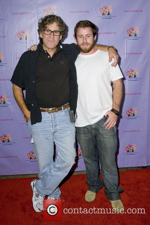 Paul Michael Glaser and Jake Glaser The Elizabeth...