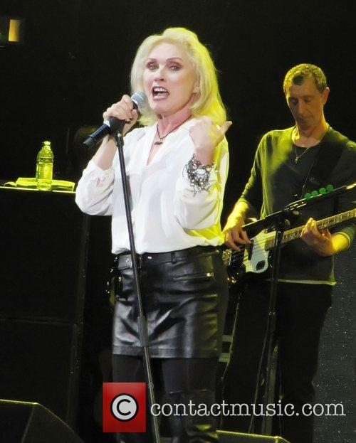 Blondie, this year's NME Godlike Genius Award winners are celebrating their 40th anniversary