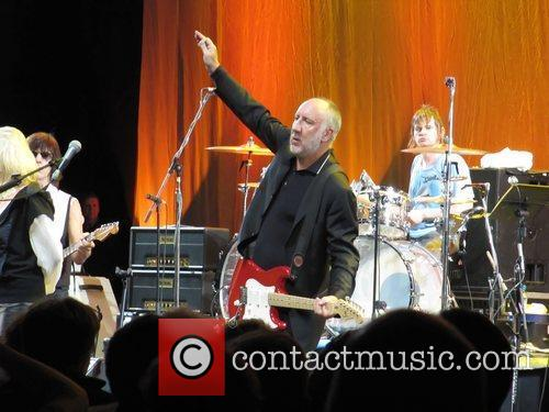 Pete Townshend, The Who and Zak Starkey 6