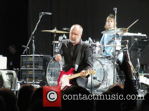 Pete Townshend, The Who and Zak Starkey 4