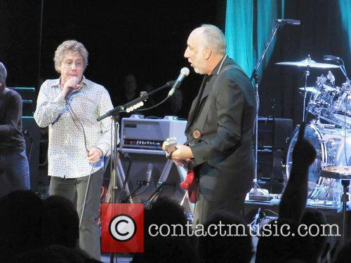 Roger Daltrey, Pete Townshend and The Who 5