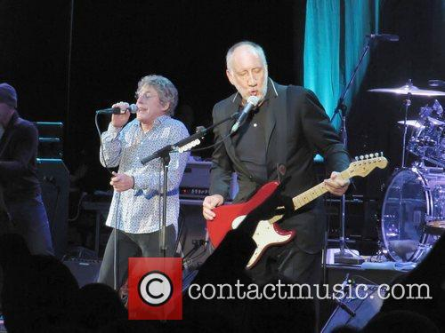 Roger Daltrey, Pete Townshend and The Who 7