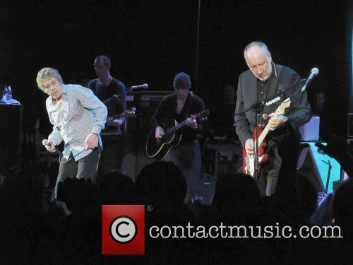 Roger Daltrey, Pete Townshend and The Who 6