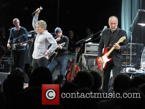 Roger Daltrey, Pete Townshend and The Who 1