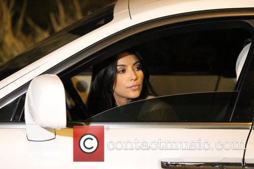 Kim Kardashian, Brand New and Rolls-royce 6