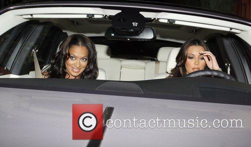 Kim Kardashian and Lala Vasquez 3