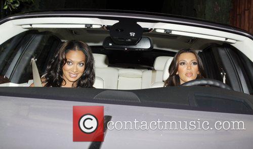 Kim Kardashian and Lala Vasquez 7