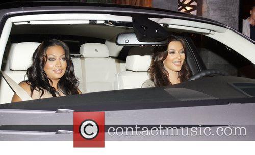 Kim Kardashian and Lala Vasquez 5