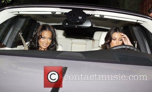 Kim Kardashian and Lala Vasquez 4