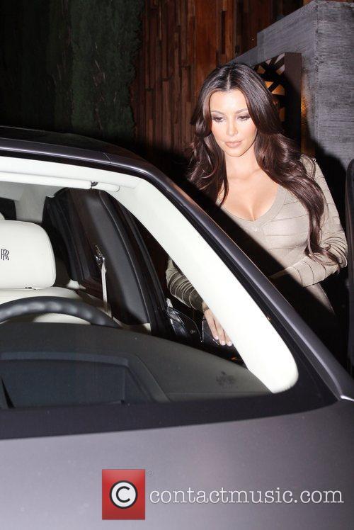 Kim Kardashian and Lala Vasquez 1