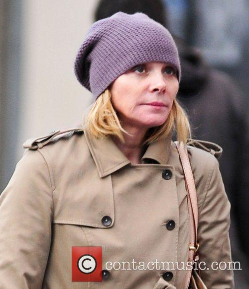 Kim Cattrall and William Shakespeare 5