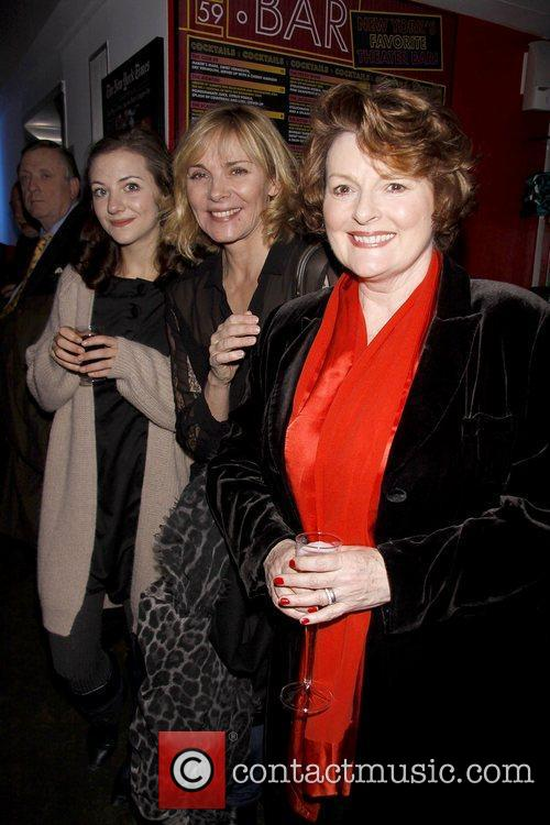 Beth Cooke, Kim Cattrall and Brenda Blethyn Opening...