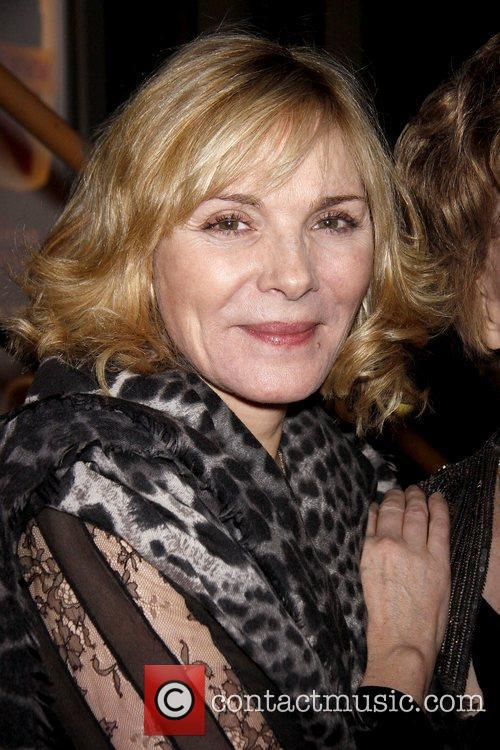 Kim Cattrall Opening night after party for the...