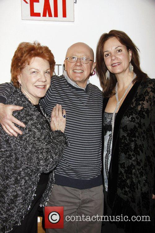 Beth Fowler, Niall Buggy and Margaret Colin...