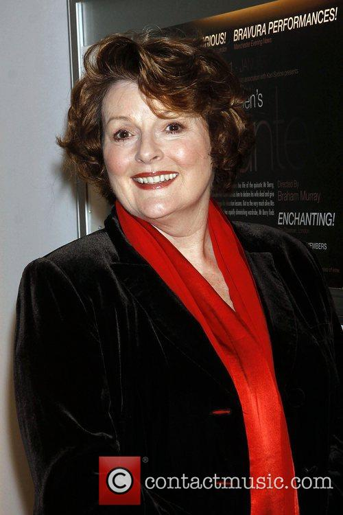 Brenda Blethyn  Opening night after party for...