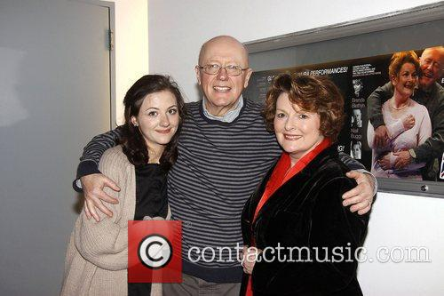 Brenda Blethyn, Niall Buggy and Beth Cooke...