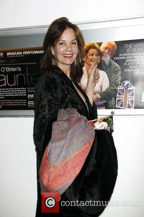 Margaret Colin  Opening night after party for...