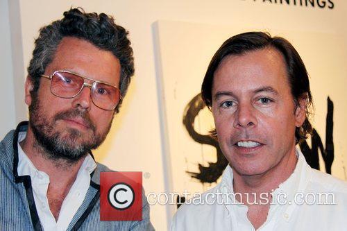 Kim Gordon's 'The Noise Paintings' opens at John...