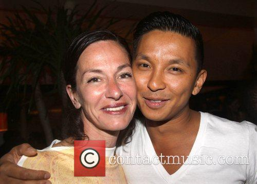 Cynthia Rowley and Prabal Gurling Kim Hastreiter is...