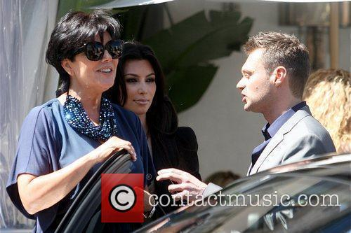 Kris Jenner and Kim Kardashian 3