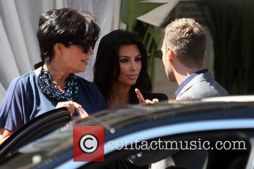 Kris Jenner and Kim Kardashian 2