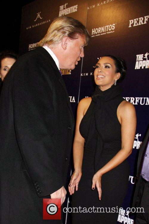 Donald Trump, Kim Kardashian and The Apprentice 2
