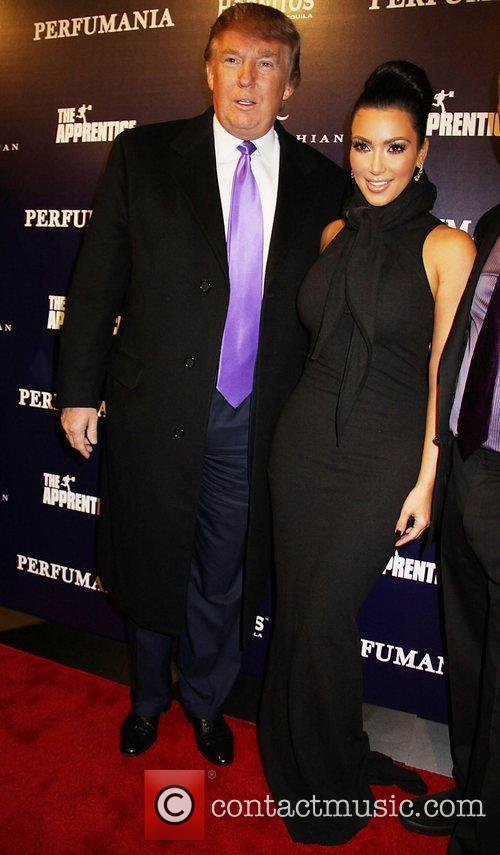 Donald Trump, Kim Kardashian and The Apprentice 1
