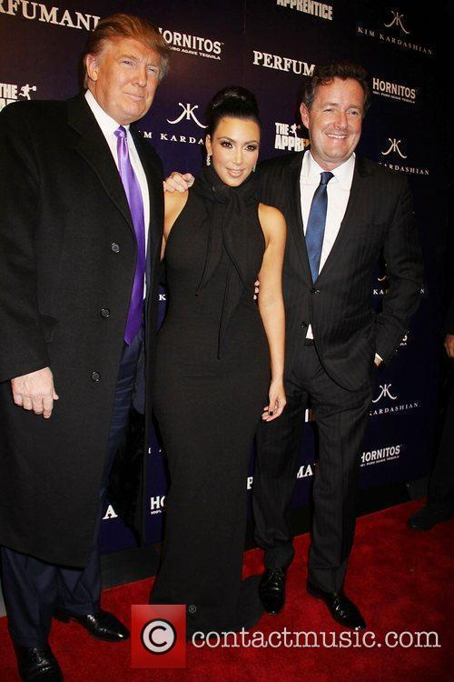 Donald Trump, Kim Kardashian, Piers Morgan and The Apprentice 4