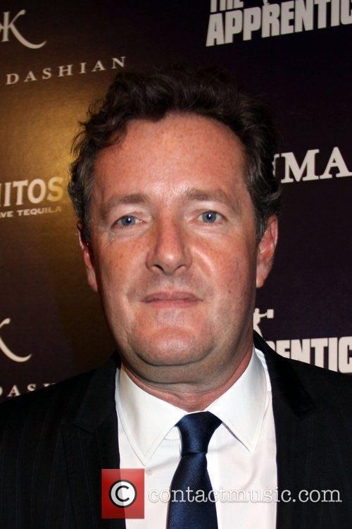 Piers Morgan, Kim Kardashian and The Apprentice 2